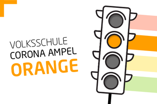 Corona-Ampel orange  (© education group)